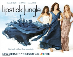 NBC schedule doesn\'t include Lipstick Jungle
