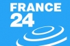 free online tv France 24 English